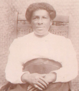 Mary Johnson Hopkins, second partner of Andrew Atlas